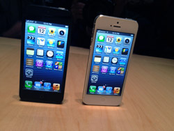 iPhone 5 - Ebony & Ivory