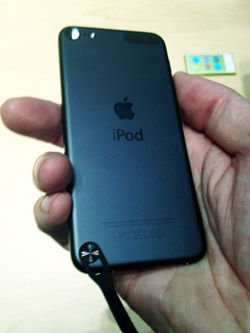 iPod touch Back