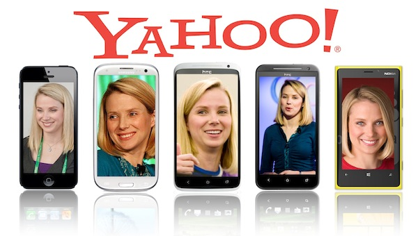 Yahoo Marissa Mayer Smartphones iPhone 5
