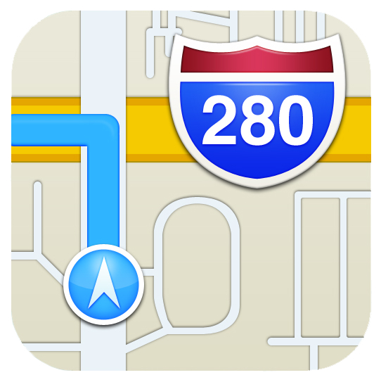 Apple Maps iOS 6