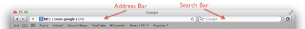 Safari 5 Search Bar