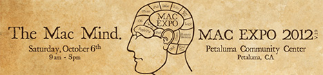 MAc Computer Expo 2012: Meet TMO's Jeff Gamet and other Mac luminaries