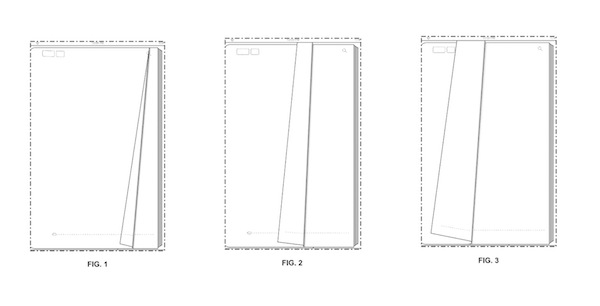 Apple Page Turn Patent