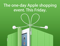 Apple U.S. Black Friday 2012