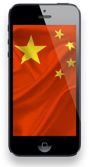 iPhone 5 and iPad mini hit China in December
