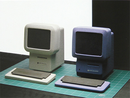 One of Hartmut Esslinger's Macintosh concept designs