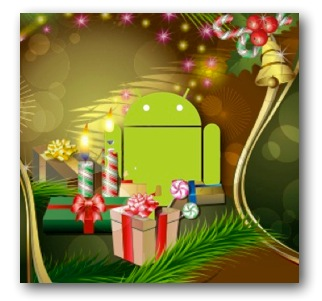 Android Post-Christmas Web Share iPad