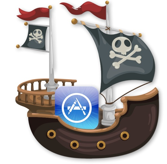 Zeusmos iOS App Piracy