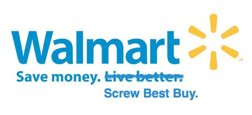 Wal-Mart Best Buy iPhone 5 Price War