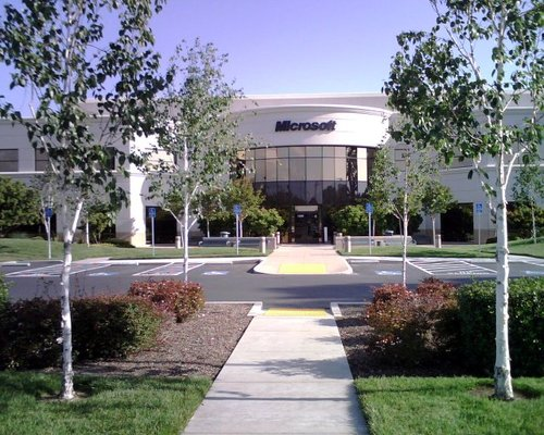 Microsoft Mountain View Campus