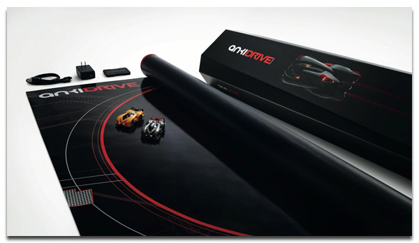 Anki DRIVE iPhone-Controlled Race Cars Get New Weapons and Upgrades