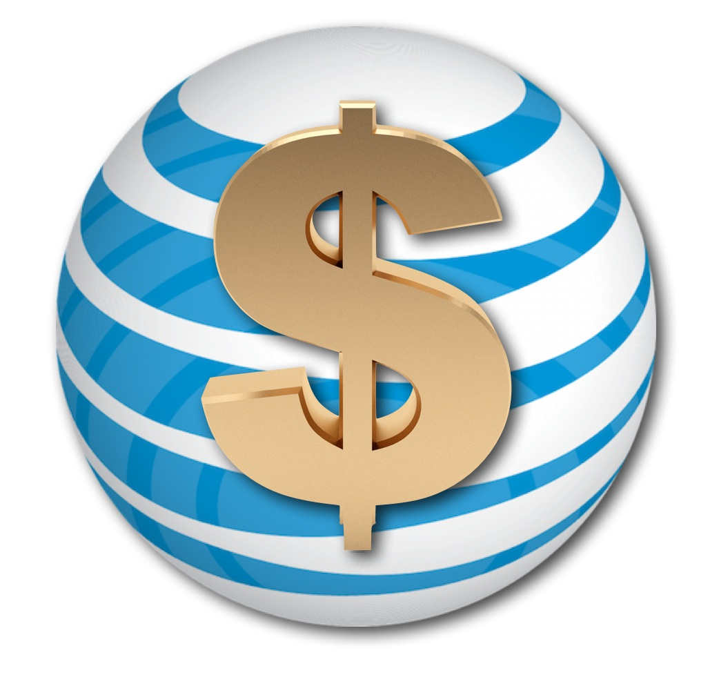 AT&T Record Smartphone Sales