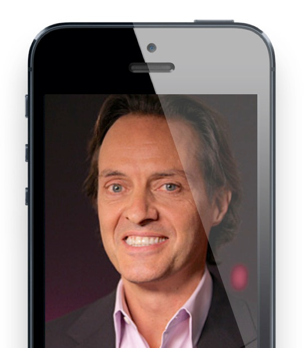 T-Mobile 2 Million iPhones