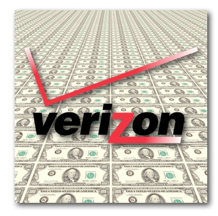 Verizon Q42012 Smartphone Sales