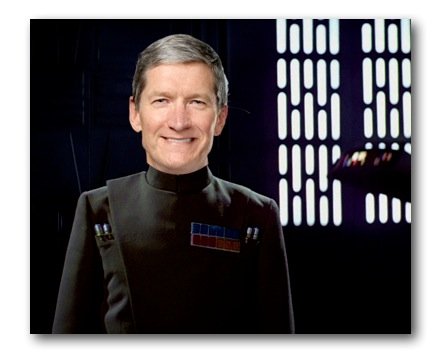 Tim Cook Death Star