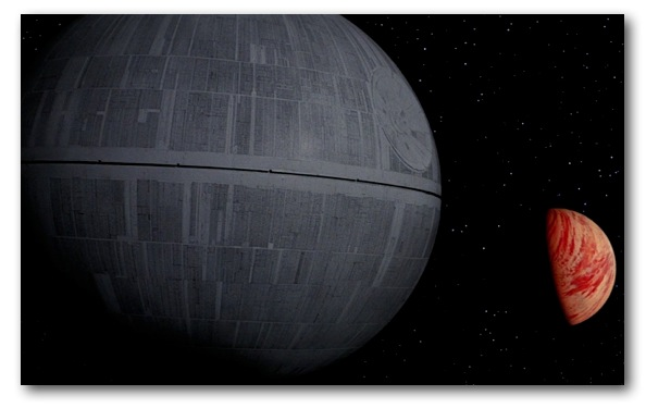 Death Star Obama Petition