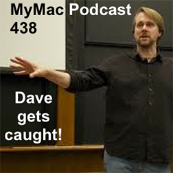 Dave Hamilton on MyMac Podcast