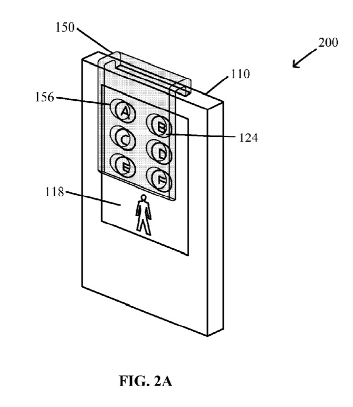 Apple Clip Patent Application