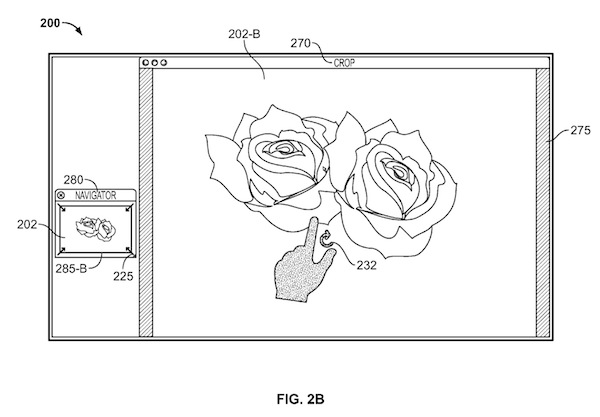 Apple Crop Patent Application