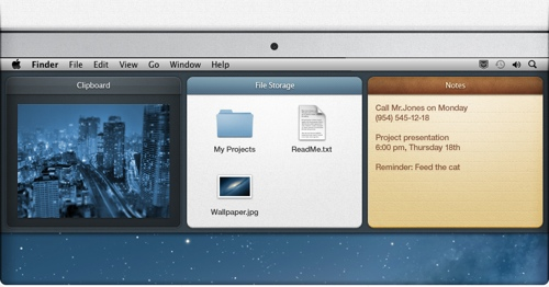 Unclutter Cleans Up Your Desktop and More