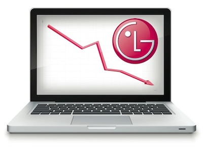 LG Display Reduce Apple Dependence