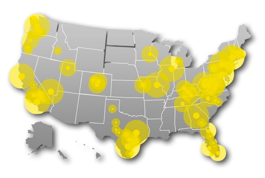 Sprint LTE Coverage
