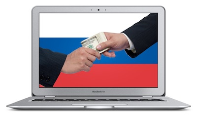 Apple Russia Bribery