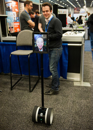 Turn Your iPad Into a Mobile Robot