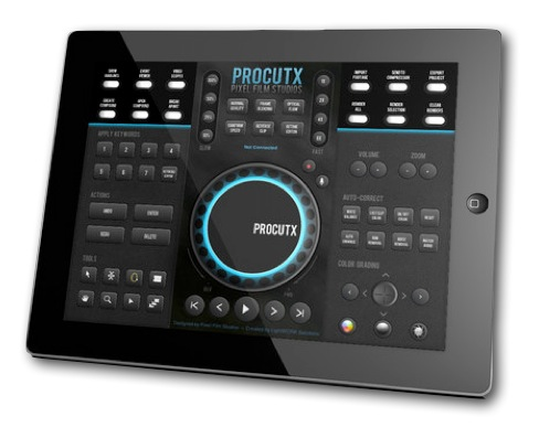 ProCutX Final Cut Pro X iPad App
