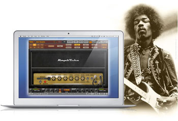 Amplitube Expands Jimi Hendrix Collection for Mac & PC