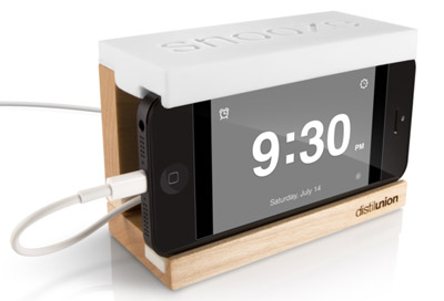 Add a Giant Rubber Snooze Button to Your iPhone