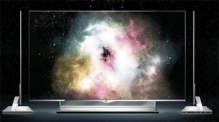 LG's OLED investment is for TV's, not Apple displays