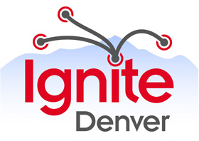 Jeff Gamet talks about smelling stuff at Ignite Denver