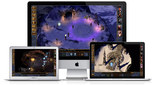 Baldur's Gate: Enhanced Edition Coming to Mac
