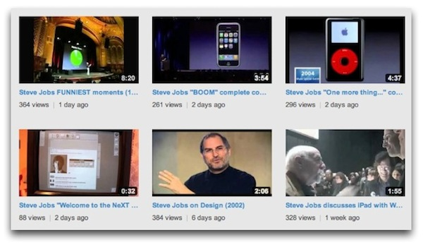 Celebrate Steve Jobs's Birthday With an Online Video Marathon