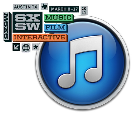 Free 100 Song Sampler from SXSW