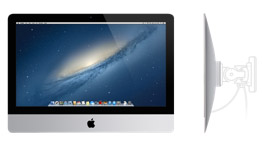 Apple Adds VESA Mount Option for iMac
