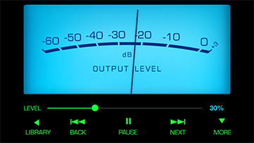 McIntosh: Old School Music Player for Your iPhone