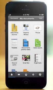 Readdle Brings Documents App to iPhone