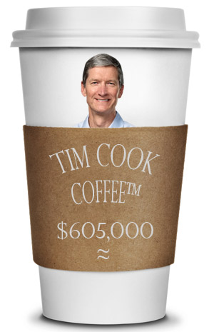 Tim Cook Coffee�