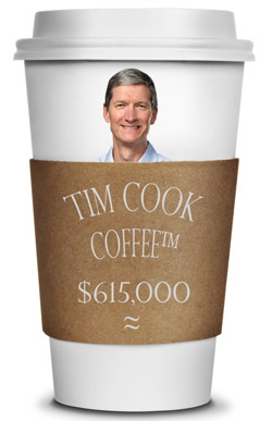 Tim Cook Coffee™
