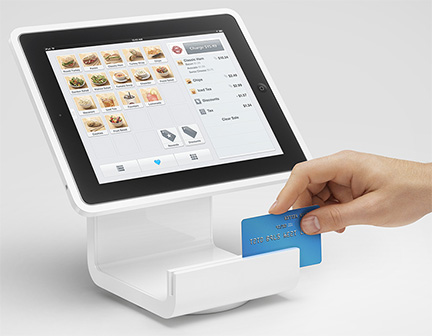 Square Stand Turns Your iPad into a Payment Station