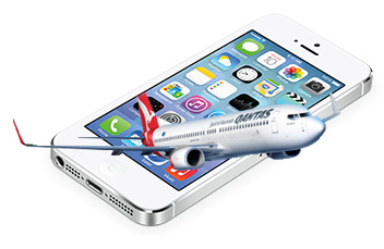 You may soon be able to use your iPhone from takeoff to landing