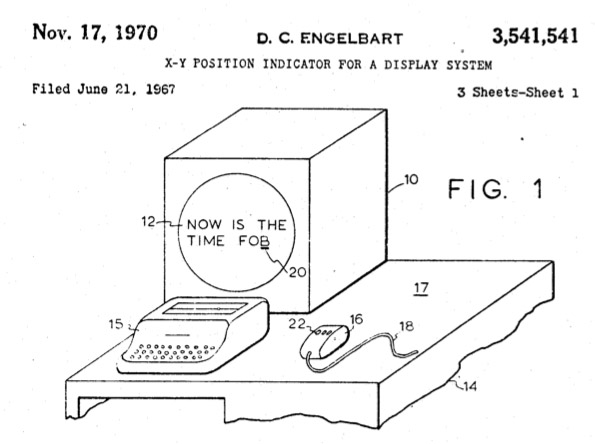 Mouse Patent Image