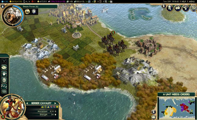 Aspyr Brings 'Civilization 5: Brave New World' Expansion to Mac