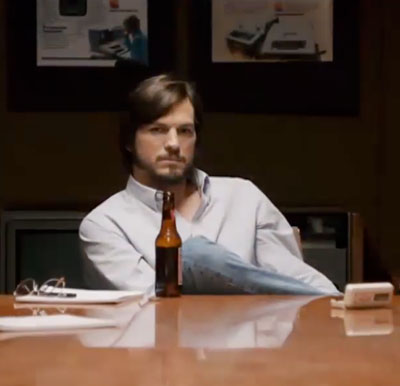 Ashton Kutcher's 'Jobs' Makes 15 Second Trailer for Instagram