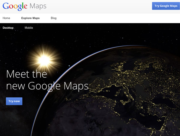 Google Maps Beta Opened to Everyone (No Invite Needed)