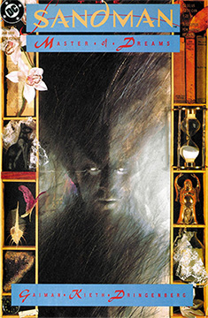 Neil Gaiman's Sandman Issue 1 Free for Kindle