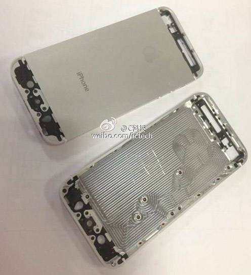 finest selection ff910 21e2d Photographs of Supposed iPhone 5S Claim NFC, Fingerprint Recognition ...