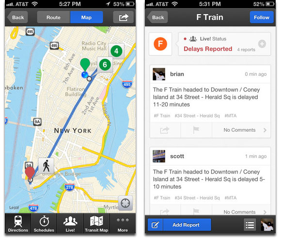 Hopstop Subway Map.Apple Reportedly Buys Hopstop Foot Bike Subway Routes For Maps